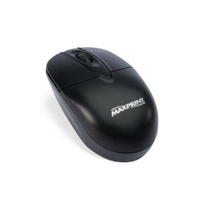 MOUSE OPTICO PS2 PRETO REF. 606066 || UNIDADE