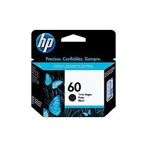CARTUCHO HP CC640WB#60 4,5ML F4280 PRETO || UNIDADE