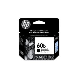 CARTUCHO HP CC636WB#60B 4,5ML EVERYDAY PRETO || UNIDADE