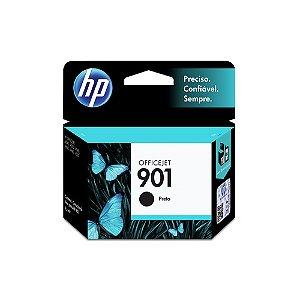 CARTUCHO HP CC653AB#901 4,5ML J4660 PRETO || UNIDADE