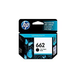 CARTUCHO HP CZ103AB#662 2ML HP 2516/3516 PRETO || UNIDADE