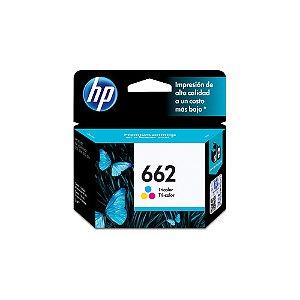 CARTUCHO HP CZ104AB#662 2ML HP 2516/3516 COLORIDO || UNIDADE