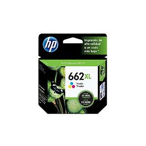 CARTUCHO HP CZ106AB#662XL 8ML HP 2516/3516 COLORIDO || UNIDADE