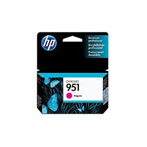 CARTUCHO HP CN051AB#951 8ML MAGENTA || UNIDADE