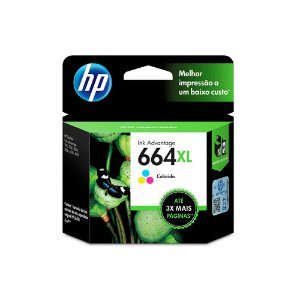 CARTUCHO HP F6V30AB#664XL HP 1115 COLOR || UNIDADE