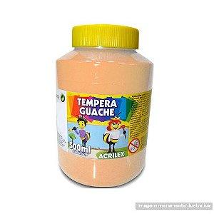 TEMPERA GUACHE 02050 500 ML 538 AMARELO PELE || IND UNID