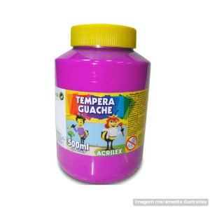 TEMPERA GUACHE 02050 500 ML 549 MAGENTA || IND UNID