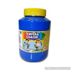 TEMPERA GUACHE 02050 500 ML 559 AZUL || IND UNID