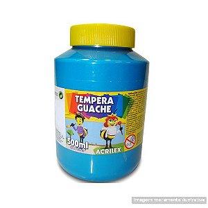 TEMPERA GUACHE 02050 500 ML 503 AZUL CELESTE || IND UNID