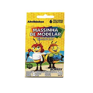 MASSA P/MODELAR  6 CORES R.07006