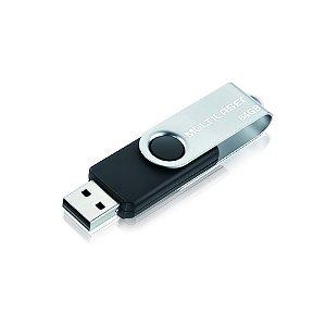 PEN DRIVE USB 64 GB TWIST2 PD590