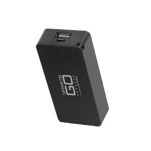 CARREGADOR PORTATIL POWER BANK 4000MAH PRETO R.CB125