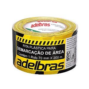 FITA DEMARCACAO DE AREA  70X200 975 R.686000001 || IND UNID