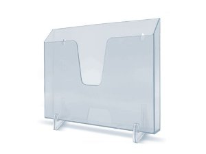 Expositor horizontal cristal 862.1 Acrimet