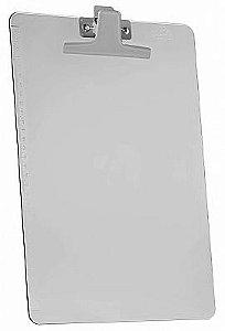 Prancheta 1/2 PP Fume Prendedor Metalico 151.1 Acrimet
