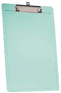 Prancheta A4 C/Prend. Wire Verde Clear 138.4 Acrimet