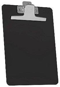Prancheta meio oficio premium prend.metalico preta 920.5 Acrimet