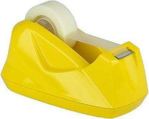 Suporte p/fita adesiva pequeno amarelo citrus 270.AC Acrimet