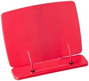 Apoio para leitura plástico vermelho 46112 Yes
