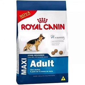 Ração Royal Canin Maxi Cães Adultos 15Kg