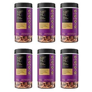 Combo Blend de Nuts Caju Nibs Pote 150g