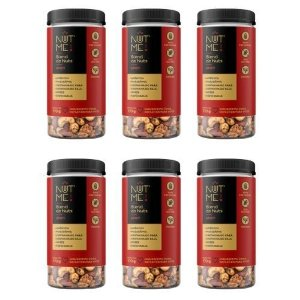 Combo Blend de Nuts Spicy Pote 170g