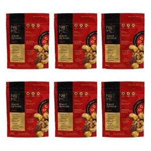 Combo Blend de Nuts Spicy Pouch 100g