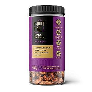 Blend de Nuts Caju Nibs Pote 150g