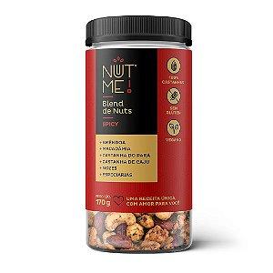 Blend de Nuts Spicy Pote 170g