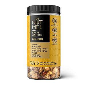 Blend de Nuts Parmesan Pote 150g