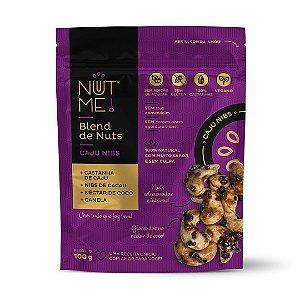 Blend de Nuts Caju Nibs Pouch 100g