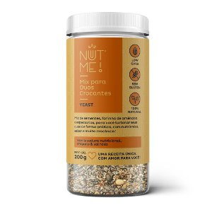 Mix para Ovos Crocantes Yeast 200g