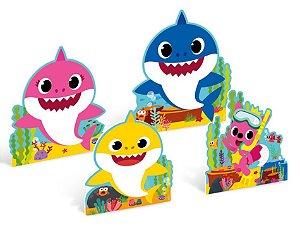 Decorativo de Mesa Tubarão - Cromus