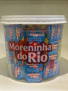 Paçoca Moreninha do Rio 1,1kg Pote - Rio