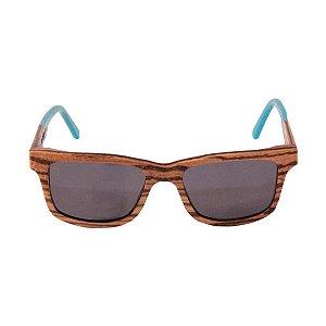 Óculos de Sol - Madeira - Camburi Sky