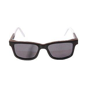 Óculos de Sol - Madeira - Camburi Snow