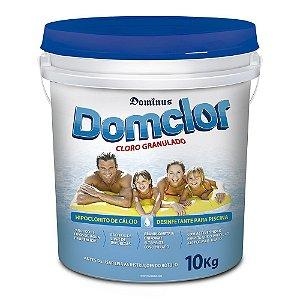 Cloro Granulado HPCL Domclor - 10 KG