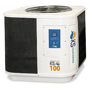 Bomba De Calor Ks 100 Para 100.000 Litros