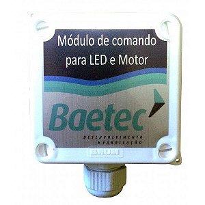 Quadro de Comando para LED RGB - Baetec
