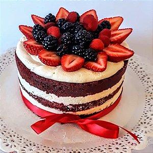 Red Velvet Frutas Vermelhas