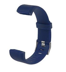 Pulseira de silicone para reposição - Smartband ID115 Plus