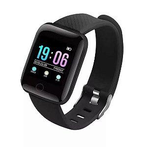 Relógio Inteligente Fitness D13 com tela touchscreen e modo esportivo