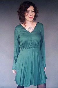 Vestido Decote Costas - Nimega . C
