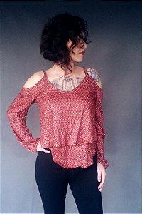 Blusa Camadas - Haarlen. C