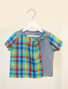 Camiseta - Nauo . A - azul