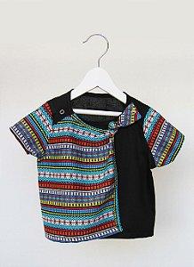 Camiseta - Nauo . B - preto