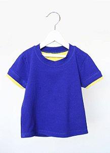 Camiseta - Laia . B - azul