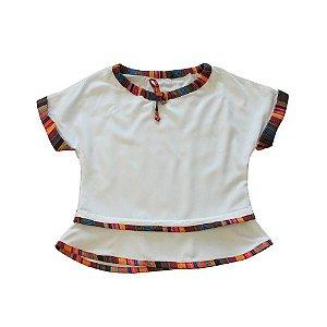 Bata Camadas - Vojnic . B - Branco e colorido