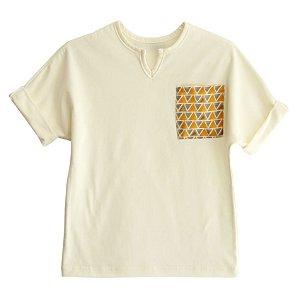 Camiseta V -Nilo . B - Branco