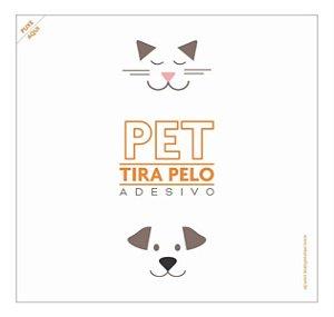 Adesivo Tira Pelo Pet - 20 Unid. Gato Cão Roupa Móveis Sofá.